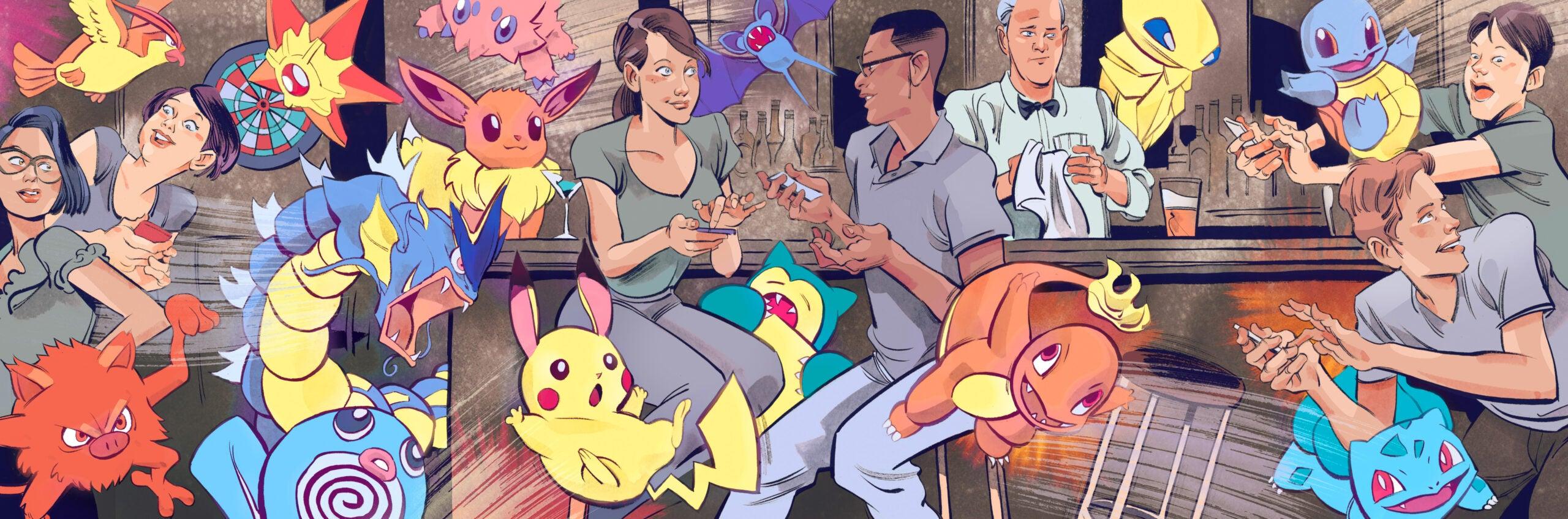 Pokémon With Friends