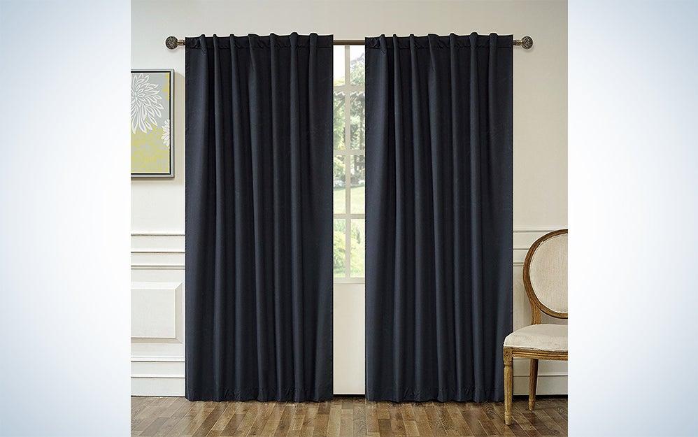 Lullibi blackout curtains