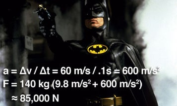 Hollywood Physics