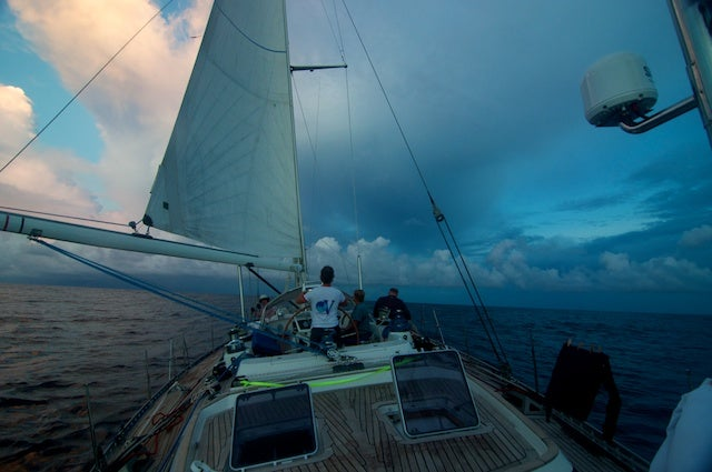 Scientists Test Yacht As Miniature Research Vessel