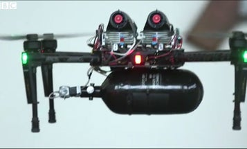 This hydrogen-powered drone could be on sale by the end of the year