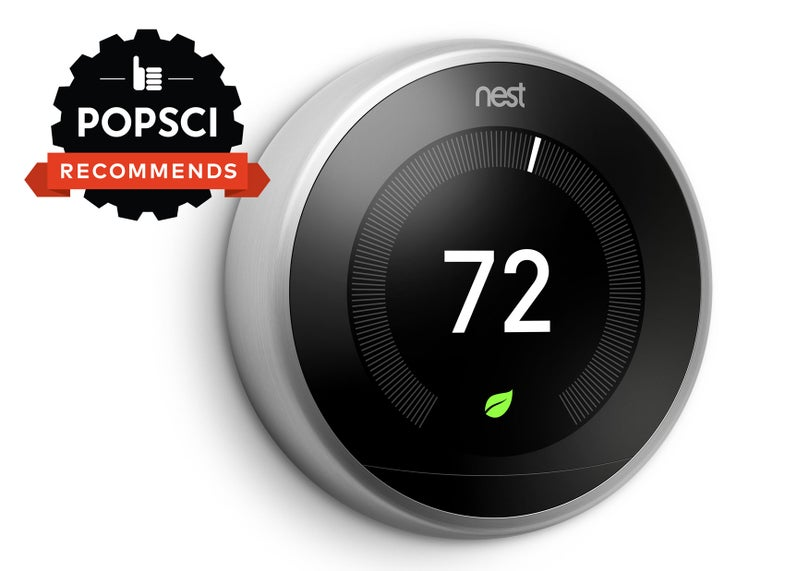 Nest Learning Thermostat Review: Smart temperature control that sticks to your schedule