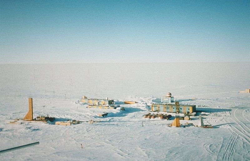 Whoops: There's No New Lifeform In Lake Vostok After All