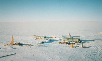 With 30 Meters Left to Drill, Scientists Leave Subterranean Lake Vostok For The Winter, Amid Controversy