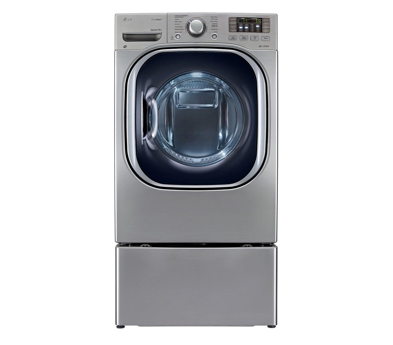 LG EcoHybrid Dryer DLHX4072V