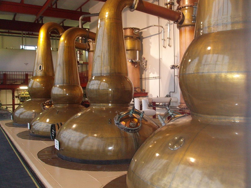 Burning Waste From Whisky Production, a Scottish Energy Project Will Power 9,000 Homes