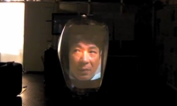 Video: Telepresence Balloon Lets Your Boss's Face Watchfully Follow You Everywhere