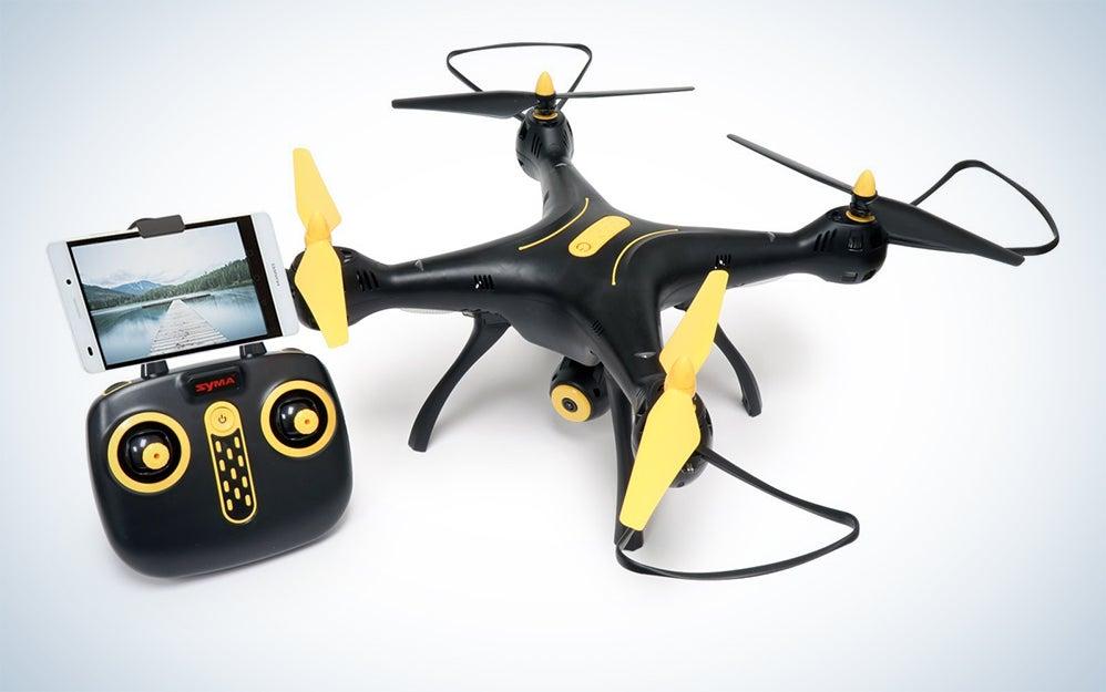 Tenergy Syma drone