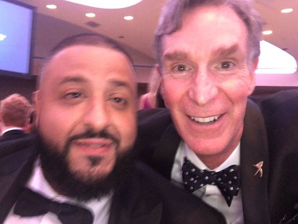 We the Best: Bill Nye Hangs with DJ Khaled