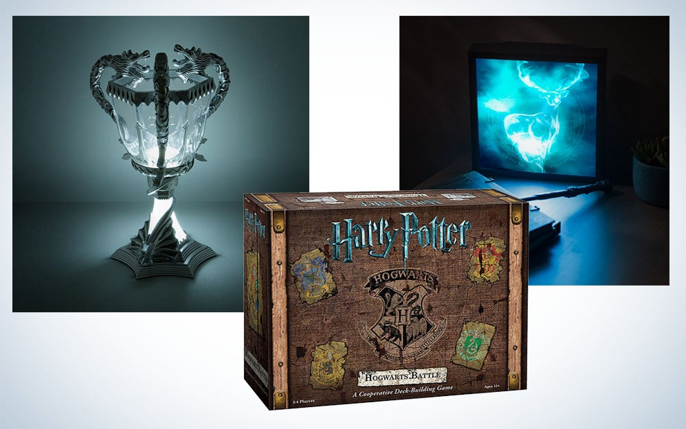 70 percent off Harry Potter swag and good deals happening today