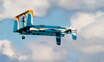 Amazon Has Begun Testing Drones At This English Farm