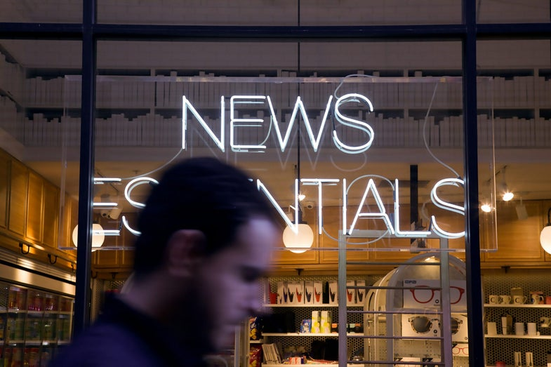 This AI can help spot biased websites and false news
