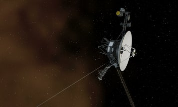 Voyager 1 just fired up some thrusters for the first time in 37 years
