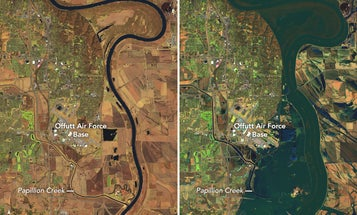 The midwest is in the midst of record-breaking, deadly floods