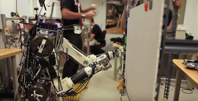 MIT Makes A Robot With Human Reflexes