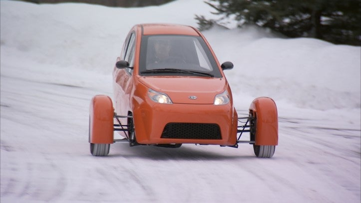Elio Motors Named a 2015 Top Automotive Startup