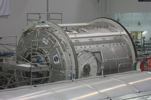 A Section of the International Space Station Could Be Recycled into Crew Quarters for Asteroid Mission