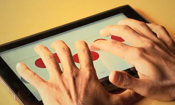 Video: Summer School at Stanford Yields a Way to Write Braille on Your iPad