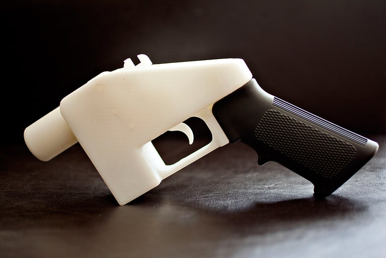 Is 3D-Printing A Gun Free Speech?