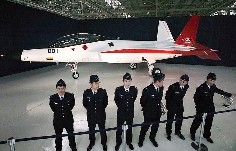 Japan ATD-X X-2 Shinshin