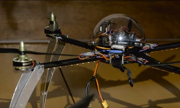 British University Tests Drones That Scan For Evidence Of Landmines