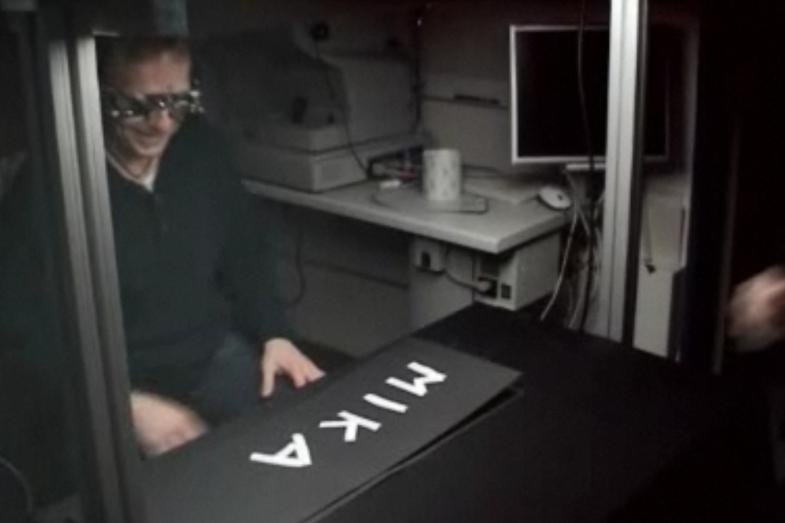 With Chip Implanted In Retina, Blind Finnish Man Can Read