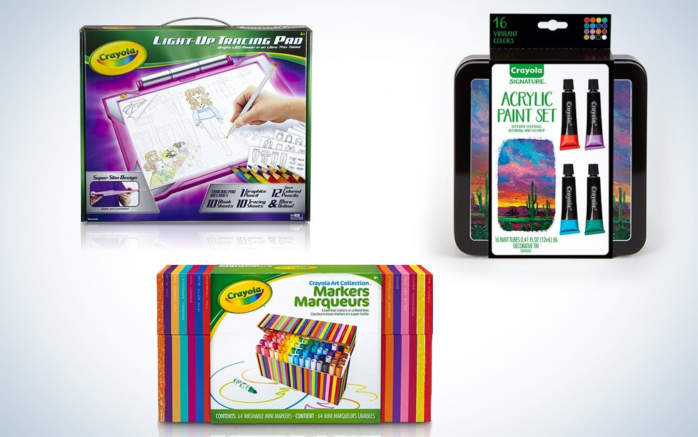Crayola Easter craft supplies