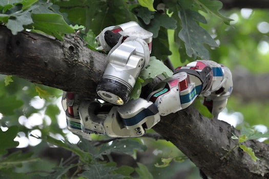 Terrifying Robot Snake Will Rescue You Whether You Like It Or Not