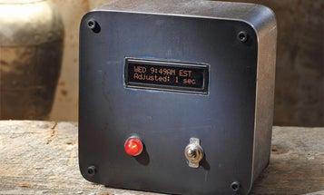 Build a DIY Clock that Uses Ultra-Precise Atomic Timekeeping