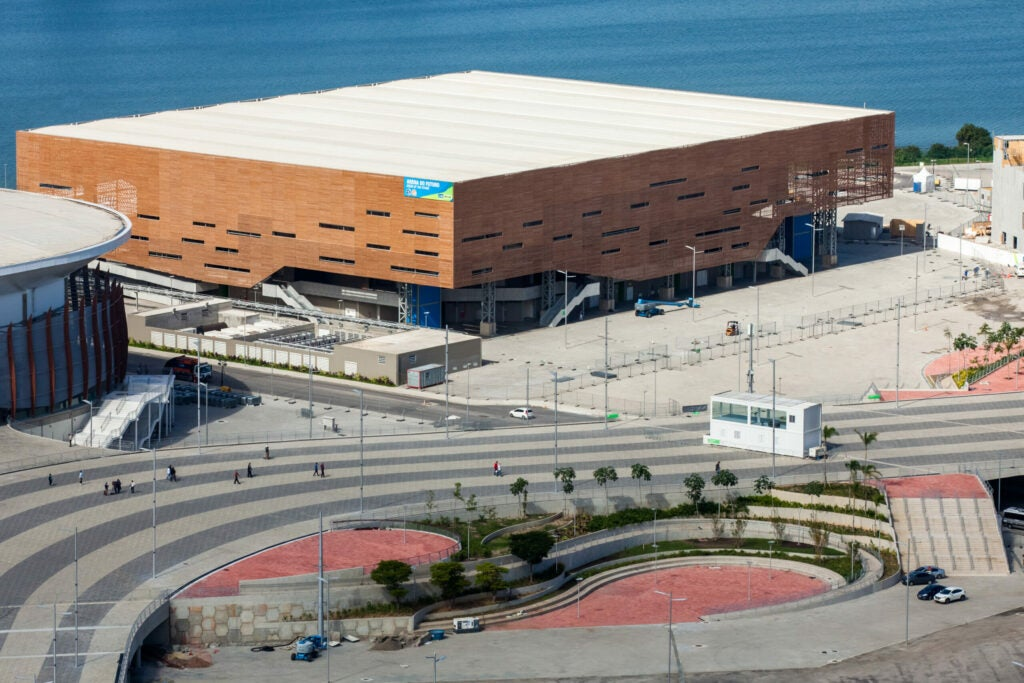 ## Future Arena from the 2014 Summer Olympics in Rio