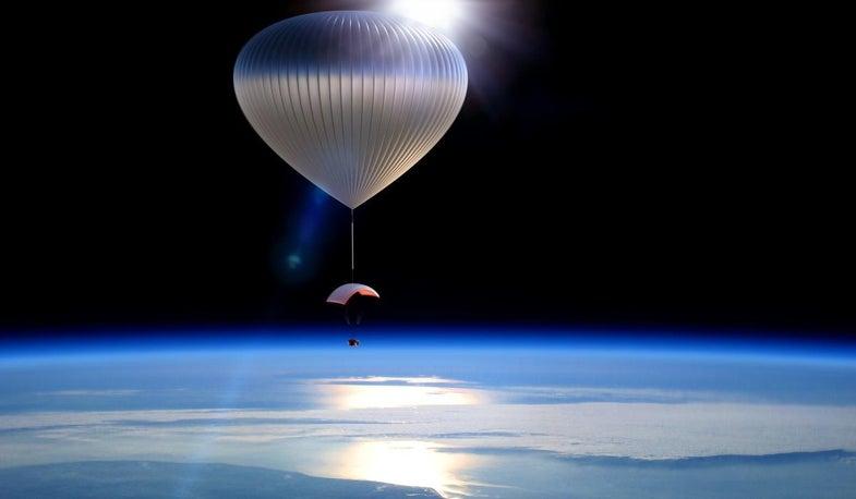 World View capsule