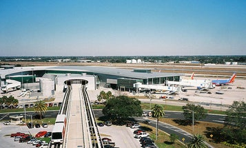 Shifting Position of Magnetic North Requires Tampa Airport to Rearrange Runways