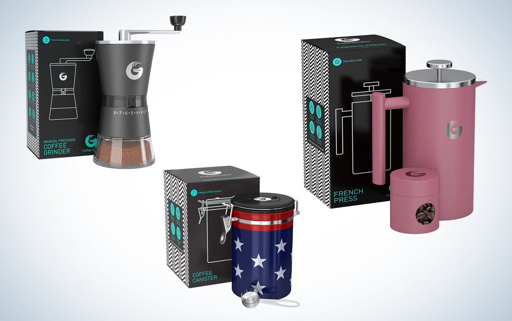 60 percent off Coffee Gator gear and other hot deals happening today