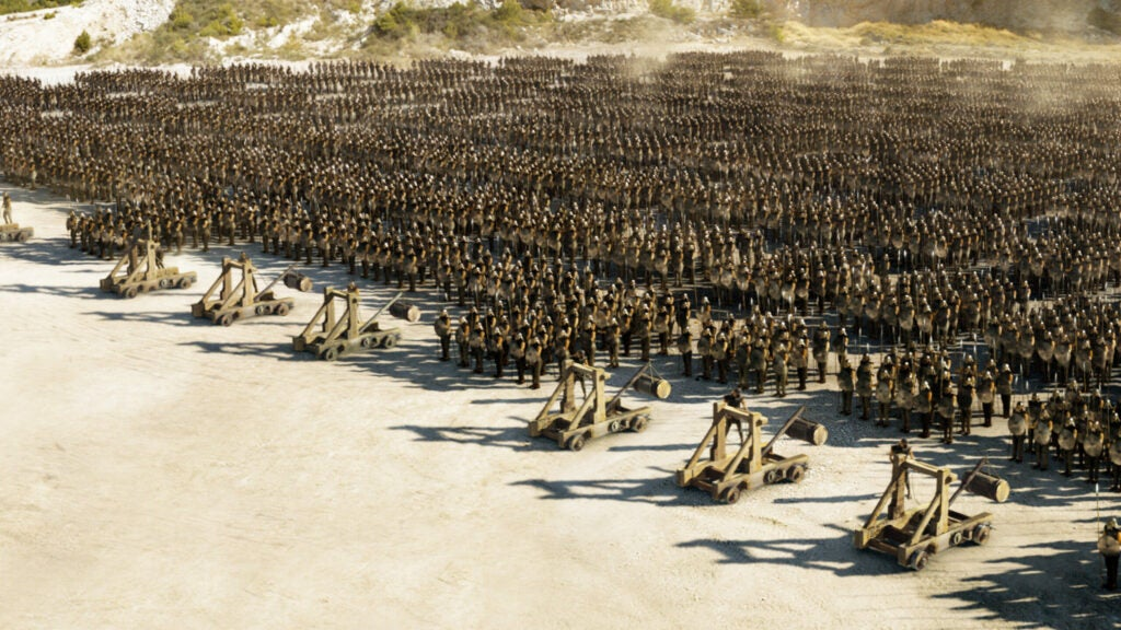 game of thrones catapults