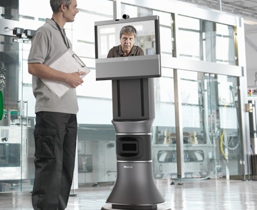 Creators Of Roomba To Sell A Telepresence Robot