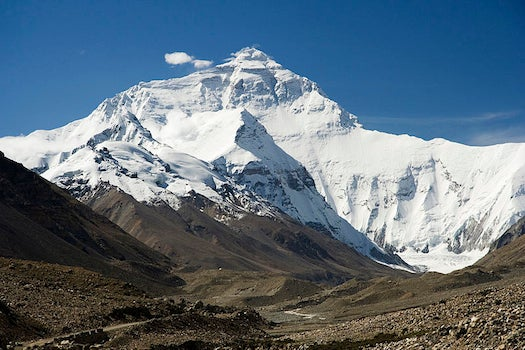 How People Die On Mount Everest [Infographic]