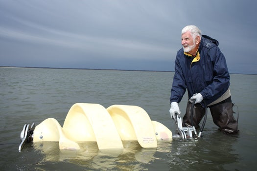 Invention Awards: A Fish-Friendly Tidal Turbine