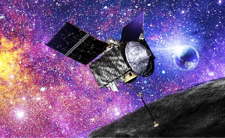 What Will Happen To OSIRIS-REx's Asteroid Sample?