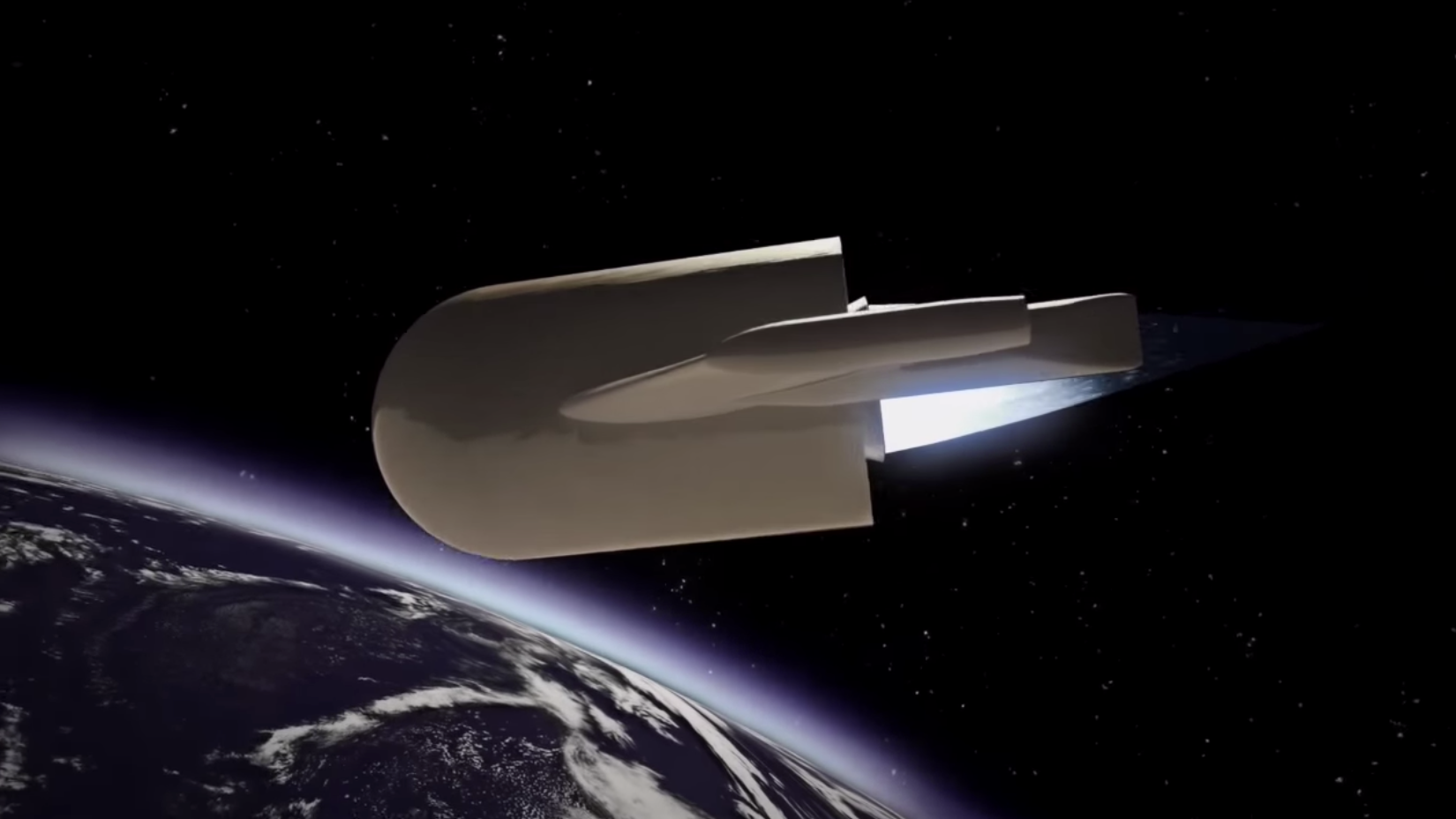 Airbus Unveils Partially Reusable Rocket Design 'Adeline'