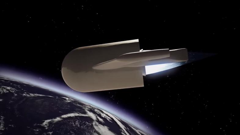 Airbus Unveils Partially Reusable Rocket Design 'Adeline'