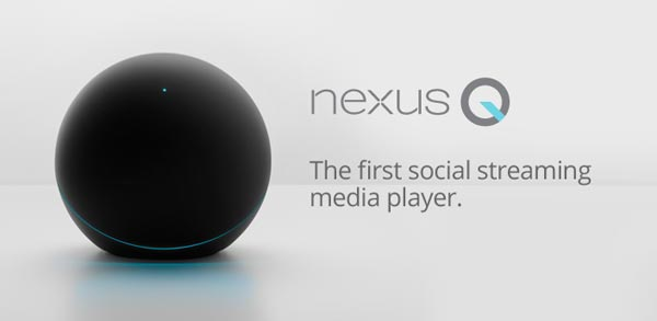 Five Reasons Why I'm Excited About Google's Nexus Q