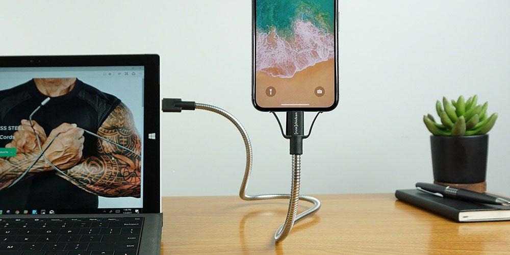 Bobine Flex Plus iPhone Dock