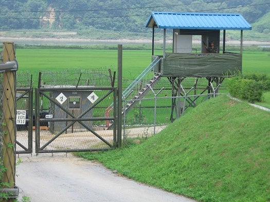 South Korea Deploys Deadly Sentry Bots to Keep Watchful Eyes, Serious Weapons Trained on the Demilitarized Zone