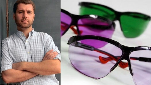 How Mark Changizi Conquered Colorblindness With Glasses
