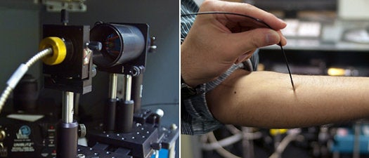 Painless Laser Tissue Analysis Could Replace X-Rays Within Five Years