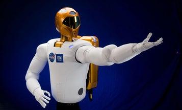 NASA to Launch Robonaut This Year
