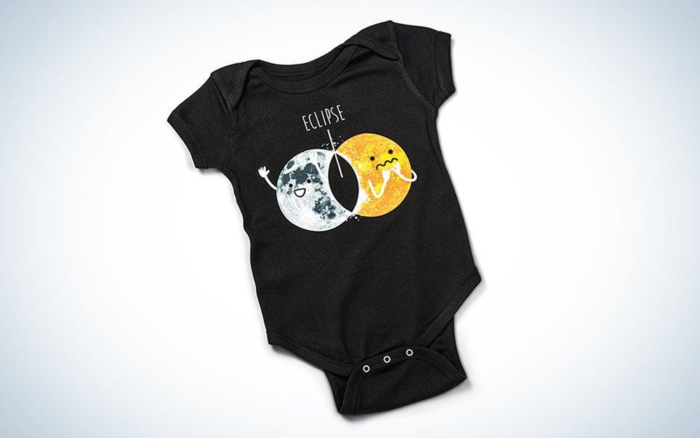 Solar Eclipse Baby Bodysuit