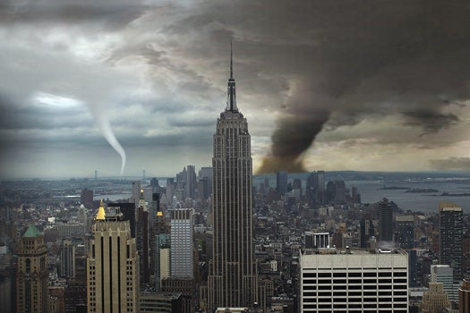 FYI: Can Skyscrapers Prevent Tornadoes?