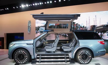 The four raddest cars spotted at this year's LA Auto Show