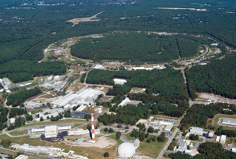 Running Low On Cash, U.S. Physicists Recommend Shutting Off Nation's Last Big Collider